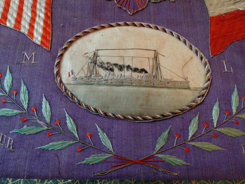 Souvenir de ma campagne de Chine et du Japon 1919-1920_ croiseur d'Estrées ! Img_5618