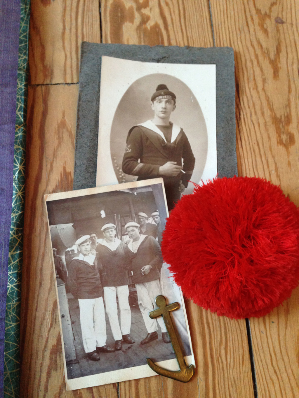 Souvenir de ma campagne de Chine et du Japon 1919-1920_ croiseur d'Estrées ! Img_5631