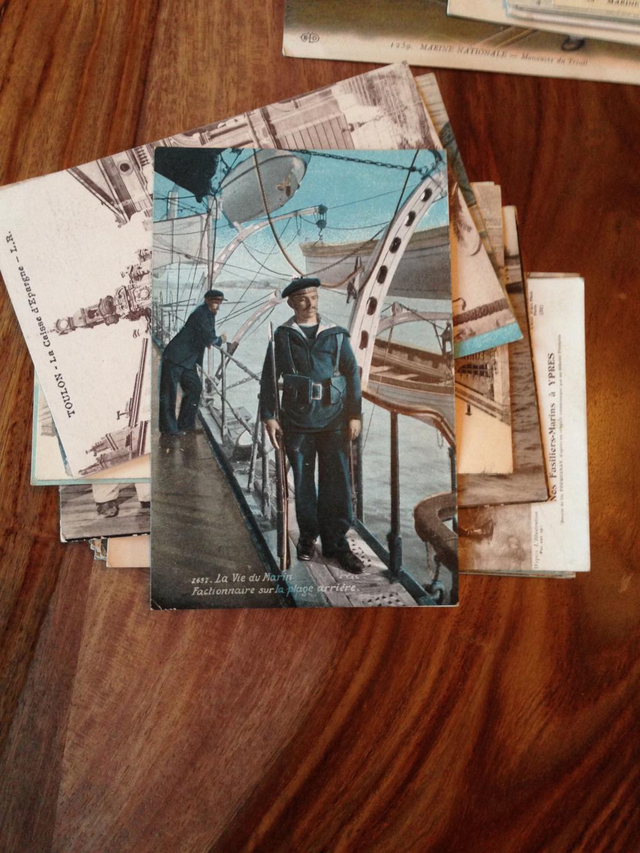 Souvenir de ma campagne de Chine et du Japon 1919-1920_ croiseur d'Estrées ! Img_5710