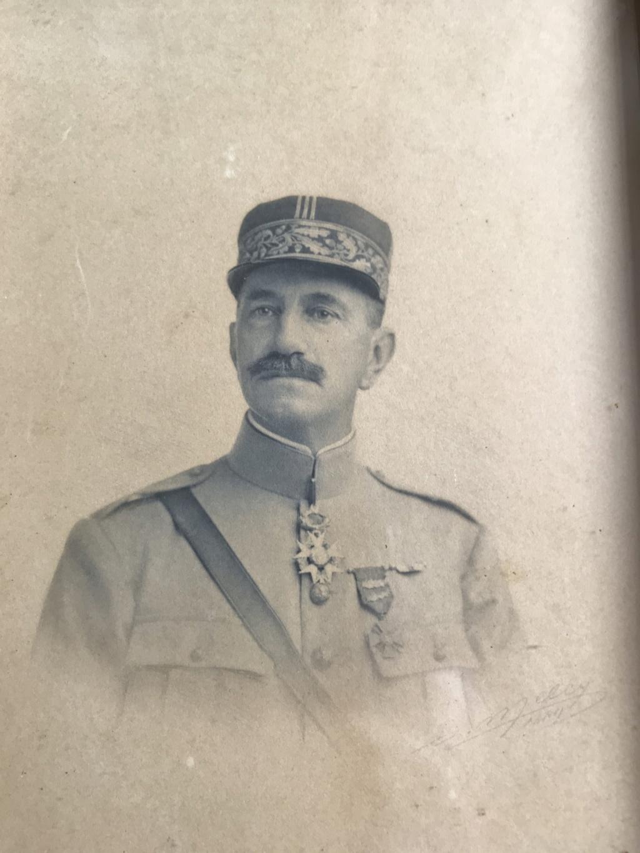 Portrait d'un GENERAL DE BRIGADE (fin des années 20), commandeur LH, mais qui ?! Img_7311