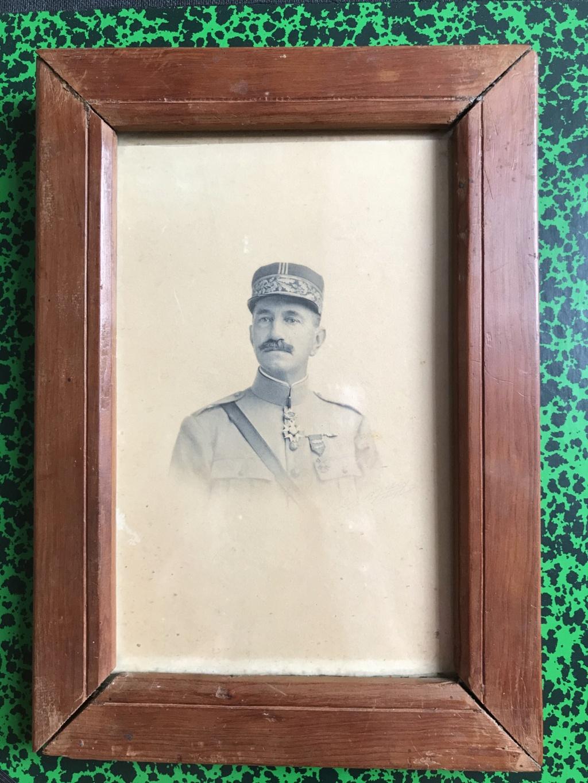 Portrait d'un GENERAL DE BRIGADE (fin des années 20), commandeur LH, mais qui ?! Img_7312