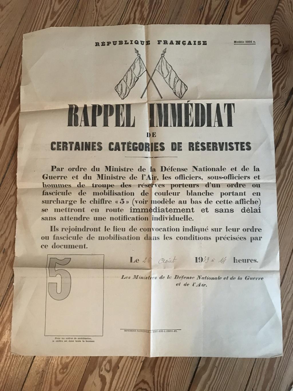 Rentrées récentes avec un lot de papier de Mairie 1814-1945 + ceinturon NSDAP Img_7620