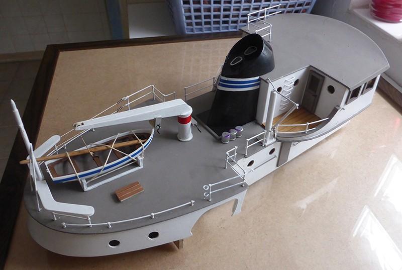 Nordkap de Billing Boats au 1/50° P1060412