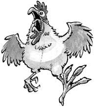 Les Chasseurs de Poulets