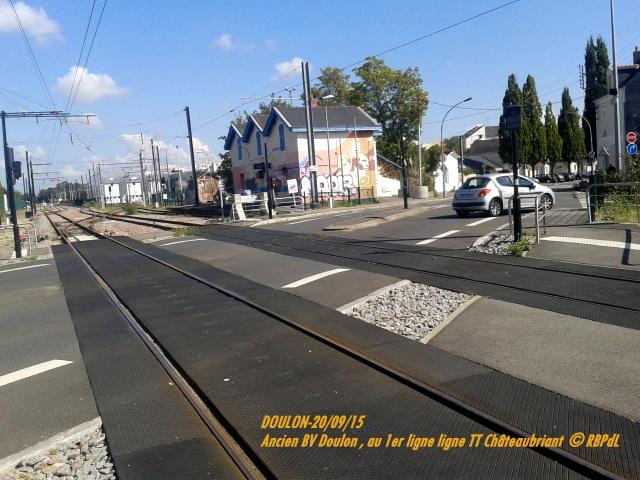 Doulon...Tram et Train Tram 1-201185