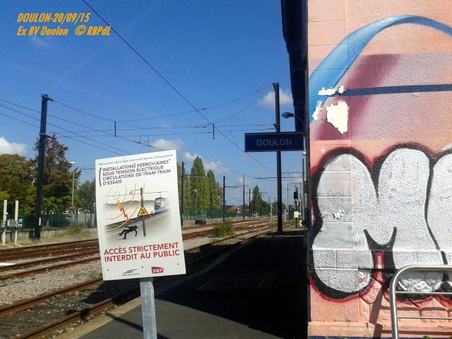 Doulon...Tram et Train Tram 1-201187