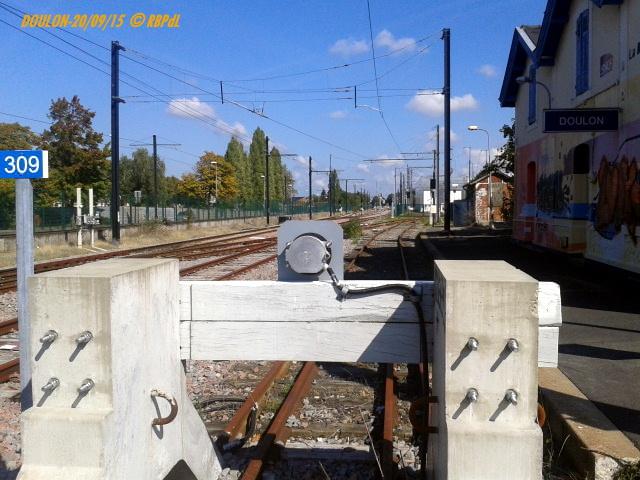Doulon...Tram et Train Tram 1-201189