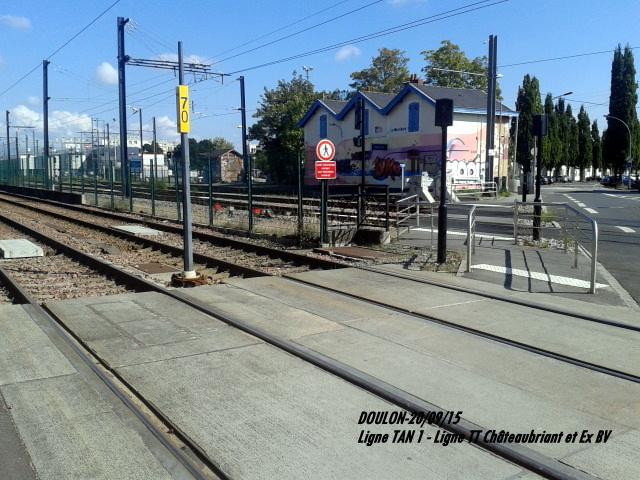 Doulon...Tram et Train Tram 1-201195