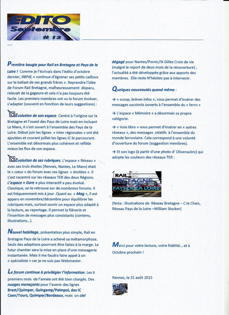 L'édito de septembre # 13 1-scan16