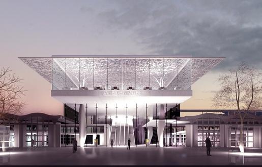 Nantes: Les premières images de la nouvelle gare  515x3313