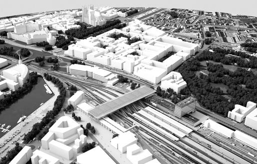 Nantes: Les premières images de la nouvelle gare  515x3317