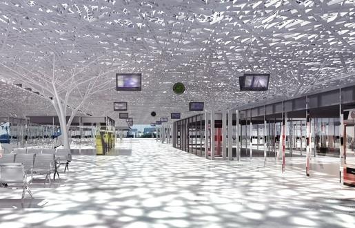Nantes: Les premières images de la nouvelle gare  515x3318