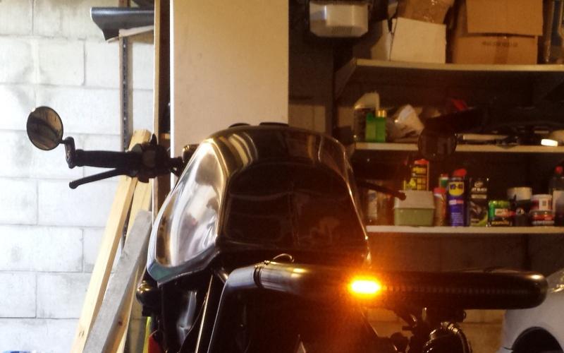 Rapt's - 1986 K100 - Cafe conversion Finished 20150917