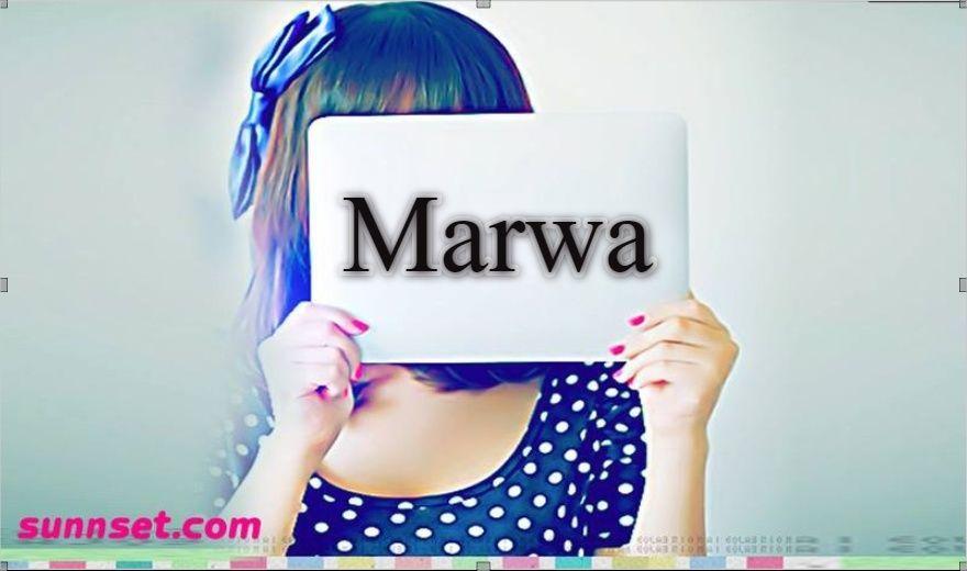 اسم مروة في صورة  Downlo23