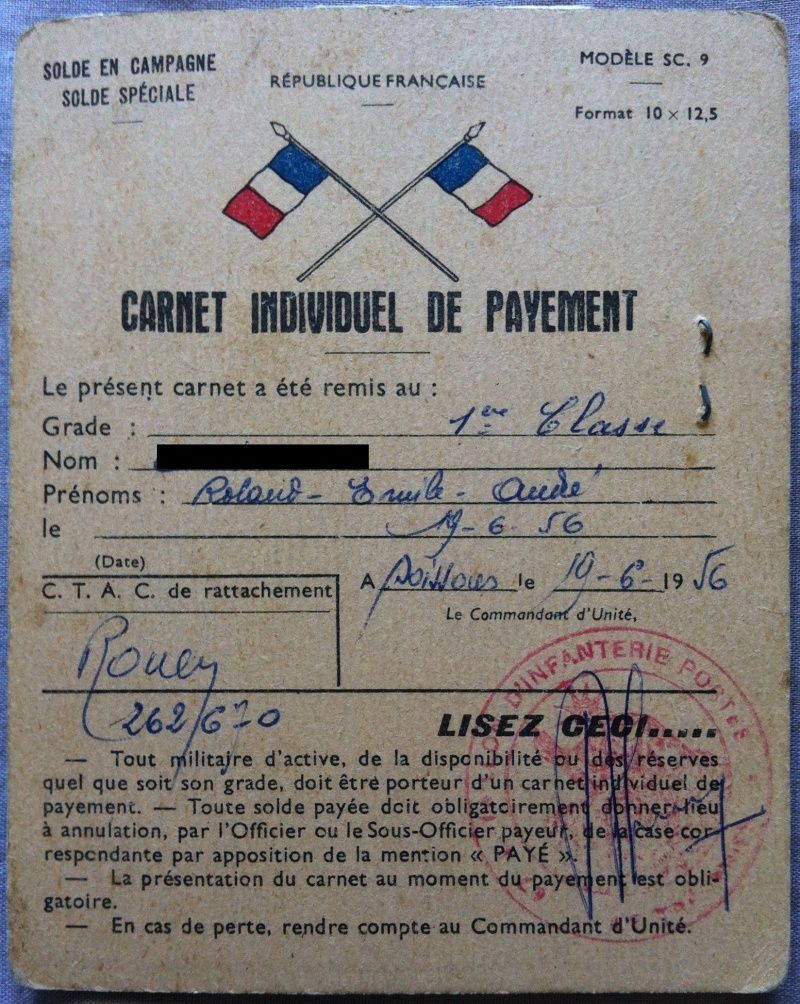 Souvenirs d'un ancien d'Algérie Roland13