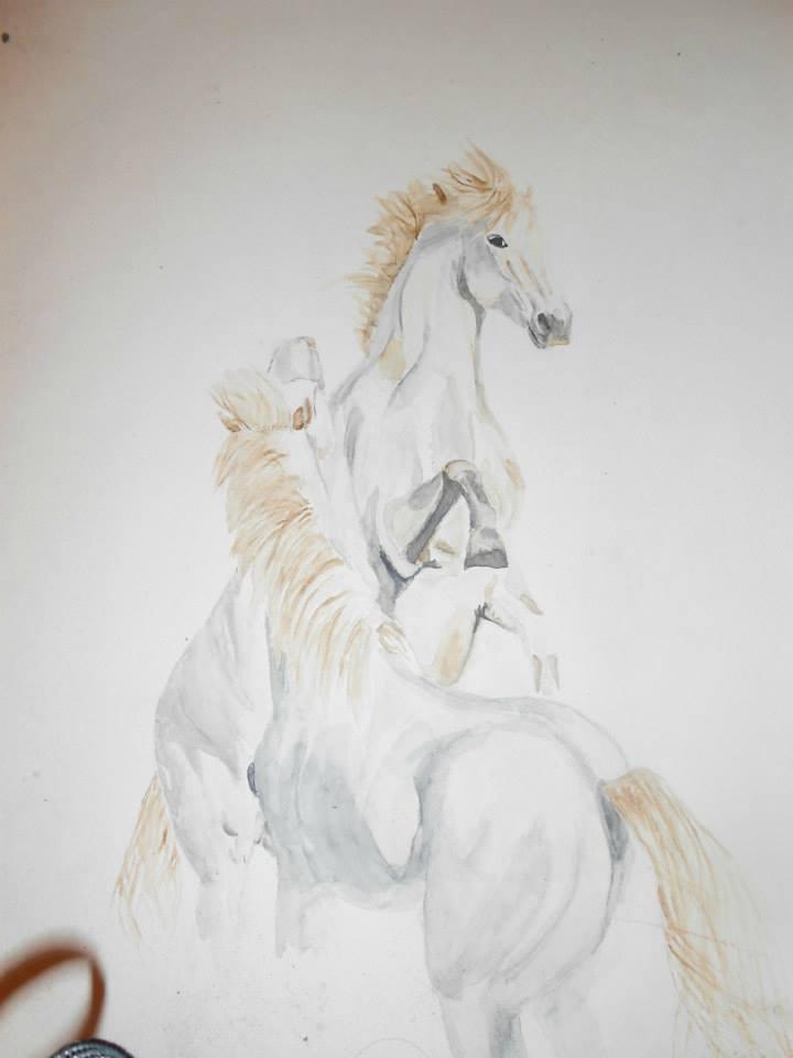 Quelques dessins/peintures de bestioles 10469210