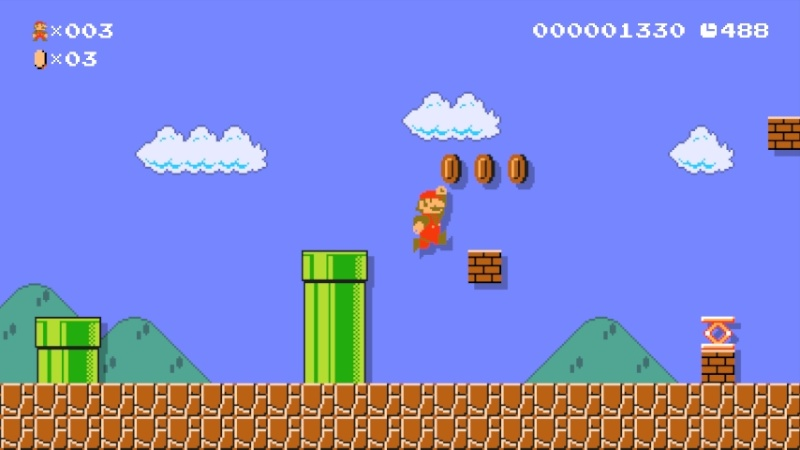 Feature: Super Mario Maker Day 1 Impressions Wiiu_s11