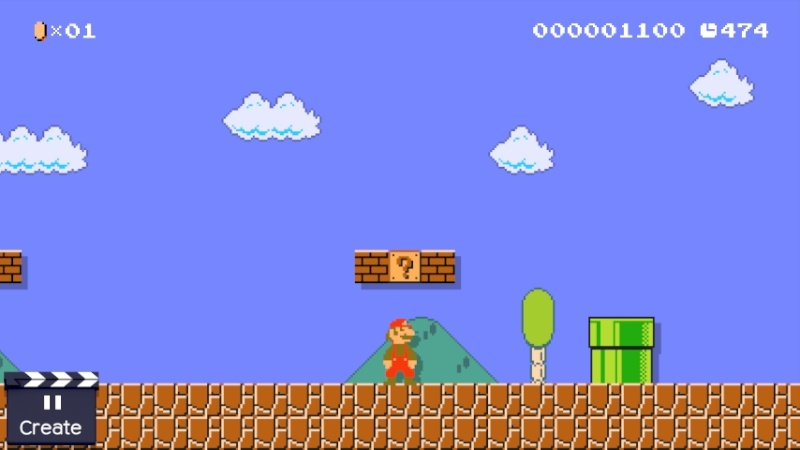 Feature: Super Mario Maker Day 1 Impressions Wiiu_s14