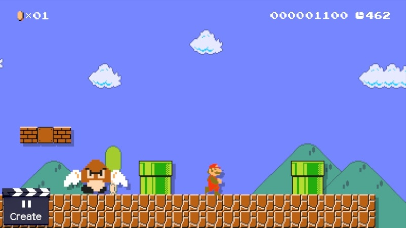 Feature: Super Mario Maker Day 1 Impressions Wiiu_s16