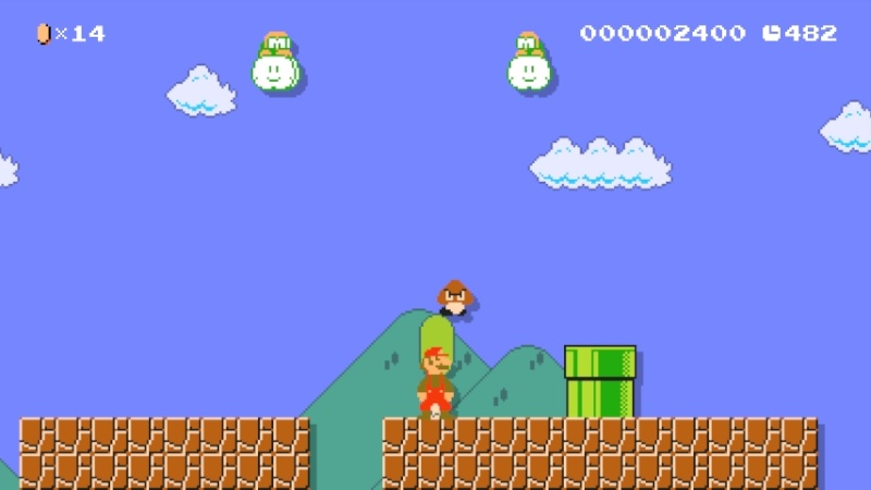 Exclusive Feature: Super Mario Mini, Vol. I Wiiu_s27