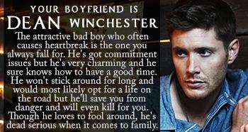 Quel personnage de Supernatural êtes-vous ? - Page 8 Dean10