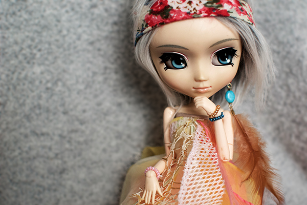 Snuble / Pullip Suigintou Color10