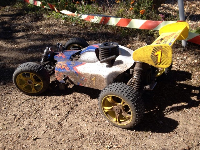 Mon ex FG Monster Beetle & mes autres ex rc non short course 12074510
