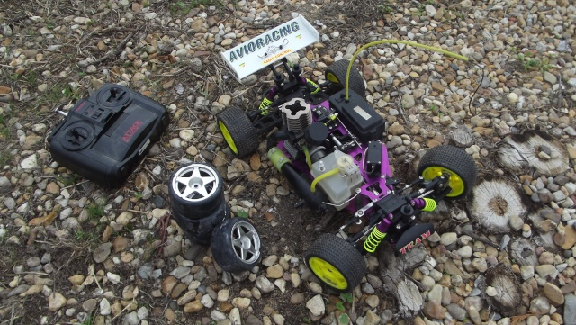 Mon ex FG Monster Beetle & mes autres ex rc non short course Dscf2710