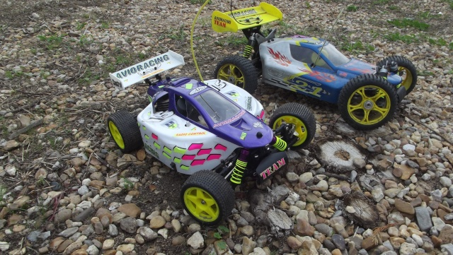 Mon ex FG Monster Beetle & mes autres ex rc non short course Dscf2711
