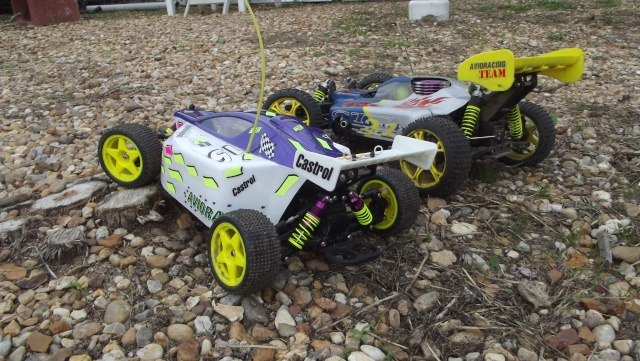 Mon ex FG Monster Beetle & mes autres ex rc non short course Dscf2712