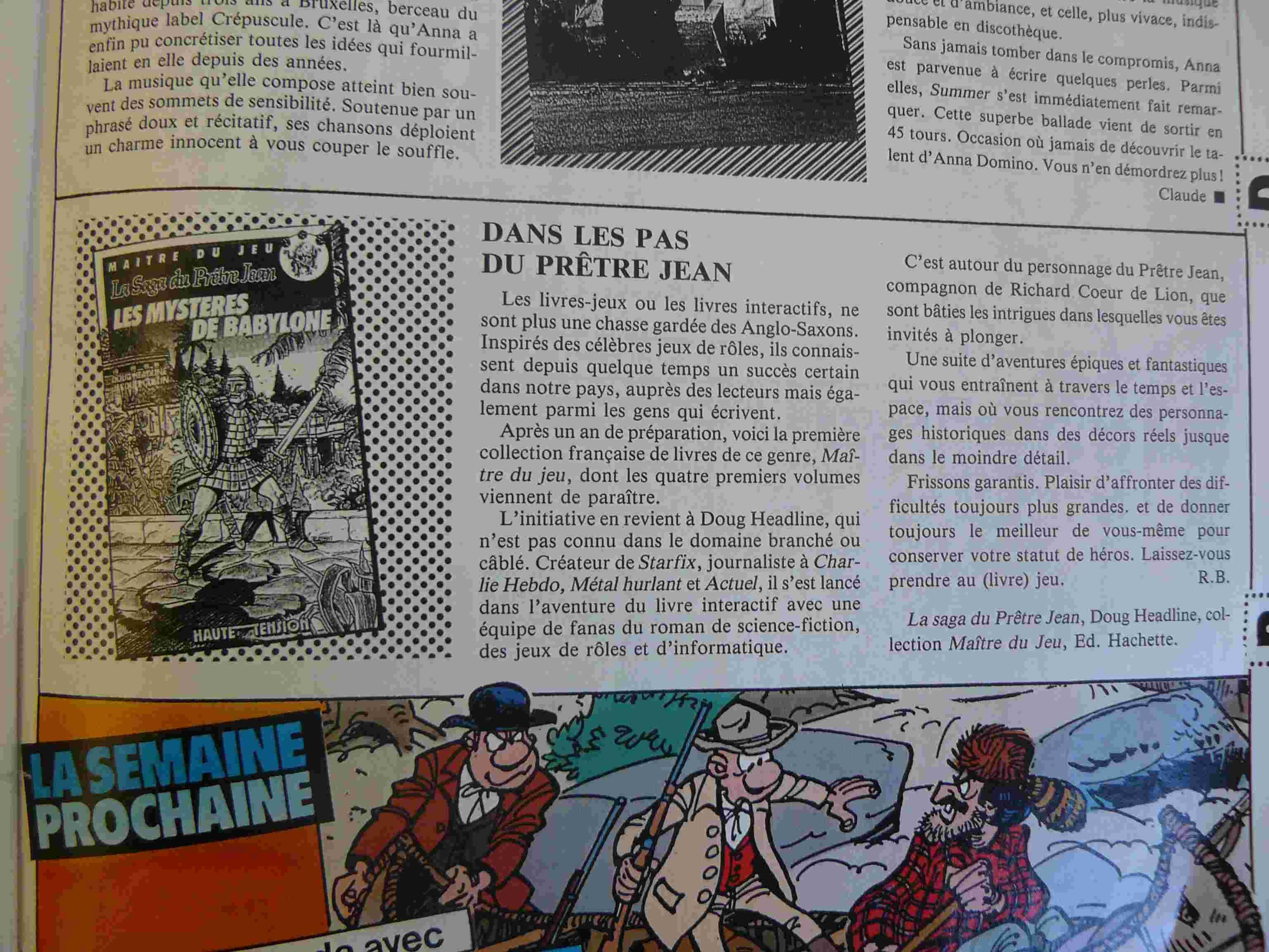 LDVELH : on en parle dans les médias - Page 6 P1010511