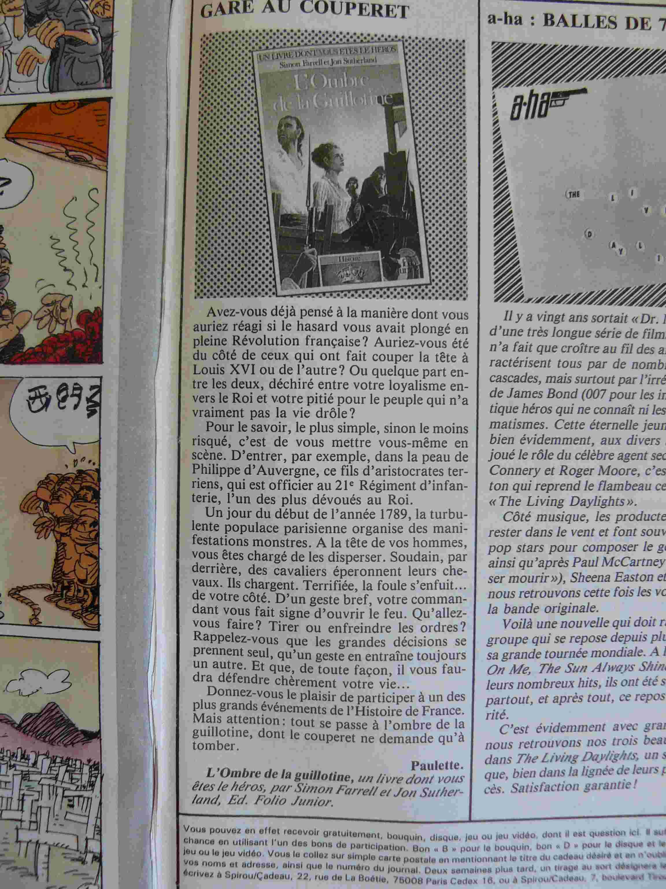 LDVELH : on en parle dans les médias - Page 6 P1010513