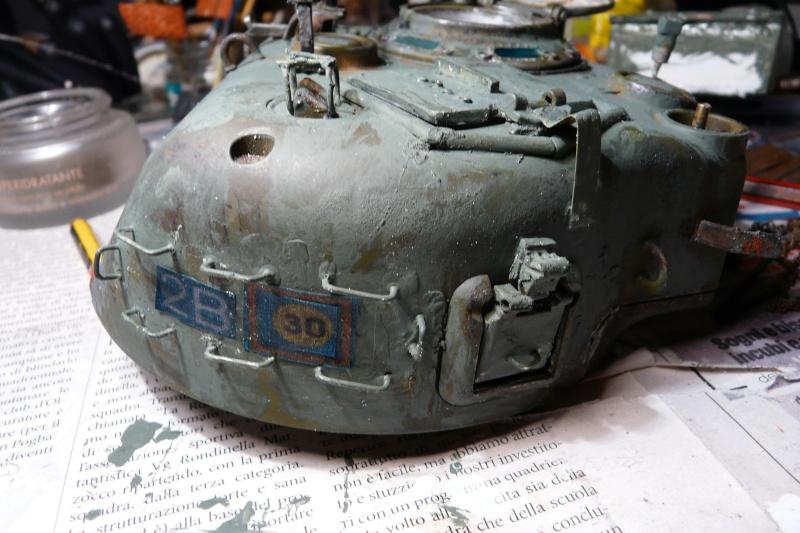 SHERMAN VC FIREFLY M4A4 VVSS BRITANNICO P1030812