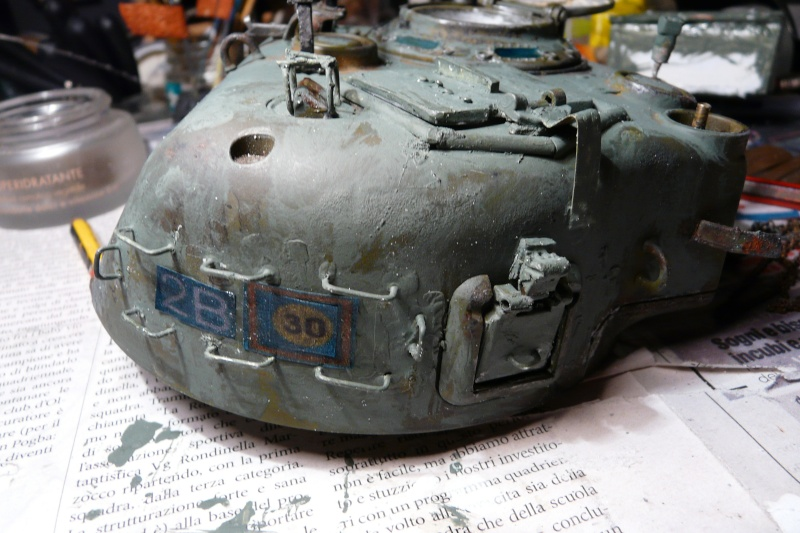 SHERMAN VC FIREFLY M4A4 VVSS BRITANNICO P1030816