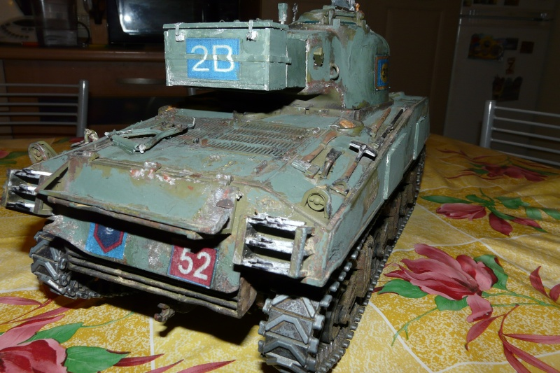 SHERMAN VC FIREFLY M4A4 VVSS BRITANNICO P1030822