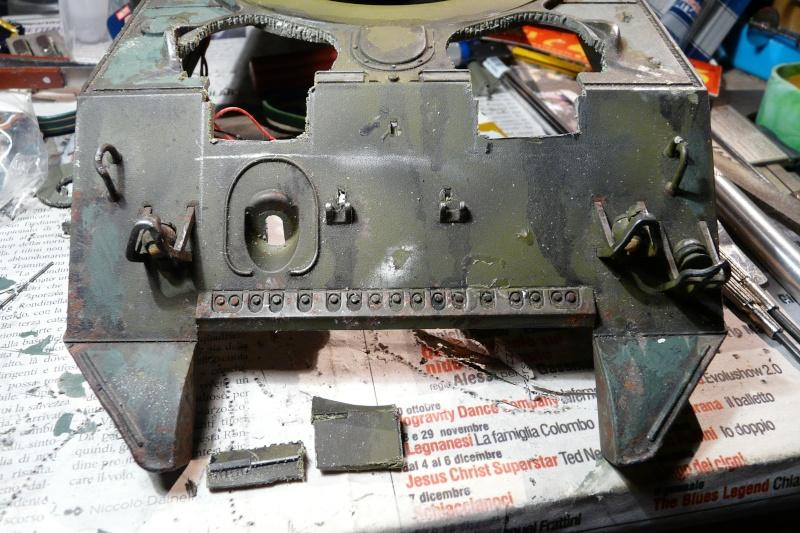 SHERMAN VC FIREFLY M4A4 VVSS BRITANNICO P1030828
