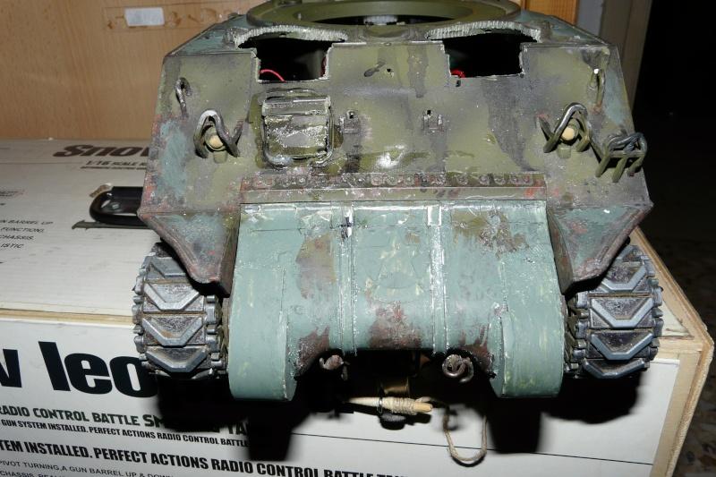 SHERMAN VC FIREFLY M4A4 VVSS BRITANNICO P1030829
