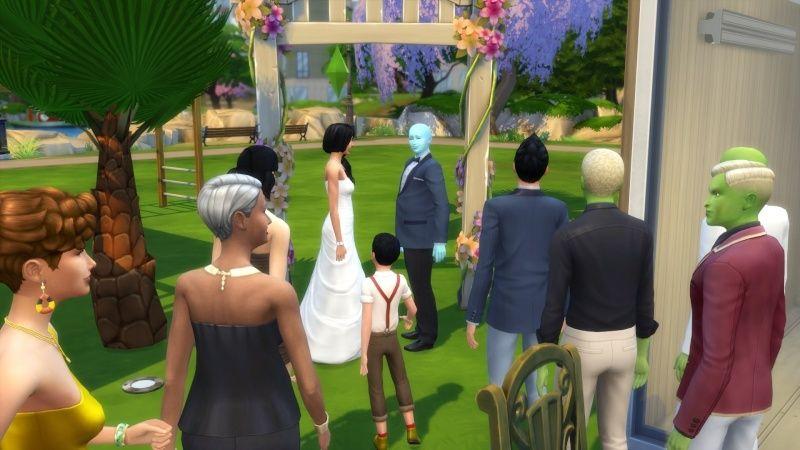 4) Mariage, mon fils ressemble à Harry Potter et nouveau SPA! 11-10-10