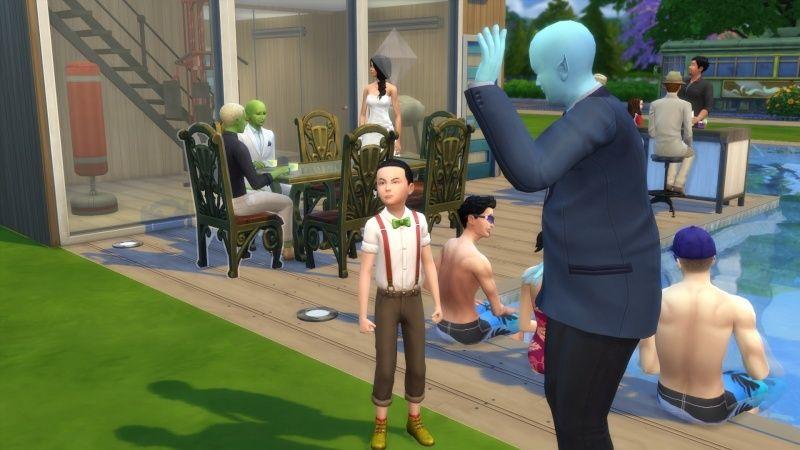 4) Mariage, mon fils ressemble à Harry Potter et nouveau SPA! 11-10-13