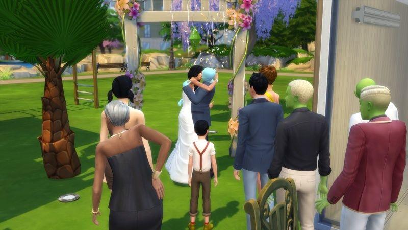 4) Mariage, mon fils ressemble à Harry Potter et nouveau SPA! 11-10-15