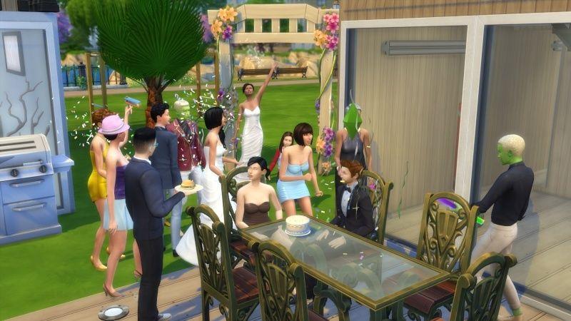 5) Le mariage de Micka et notre nouvelle maison! 12-10-12
