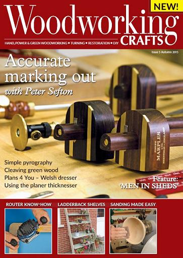 Woodworking Crafts 05 (Autumn 2015) Kko910