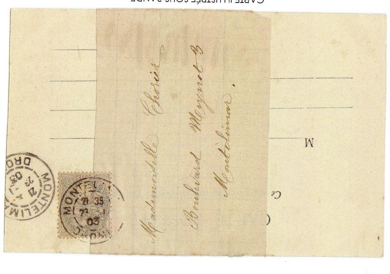 carte postale ayant voyagée sans adresse Img62710