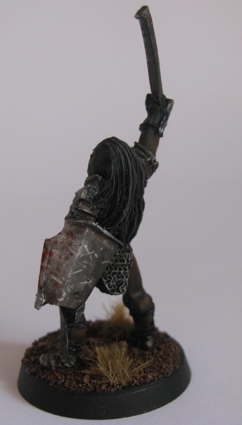 Isengard - Capitaine Uruk hai et Grima langue de serpent  Capita12