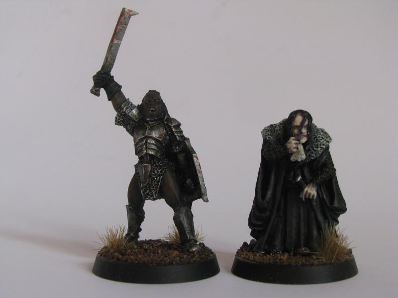 Isengard - Capitaine Uruk hai et Grima langue de serpent  Img_8410
