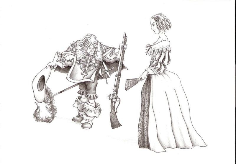 Dessins de Winterfell Mousqu10