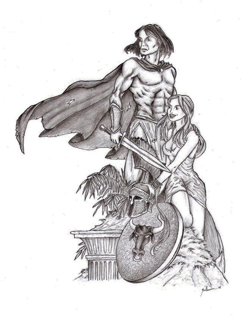 Dessins de Winterfell Prince10