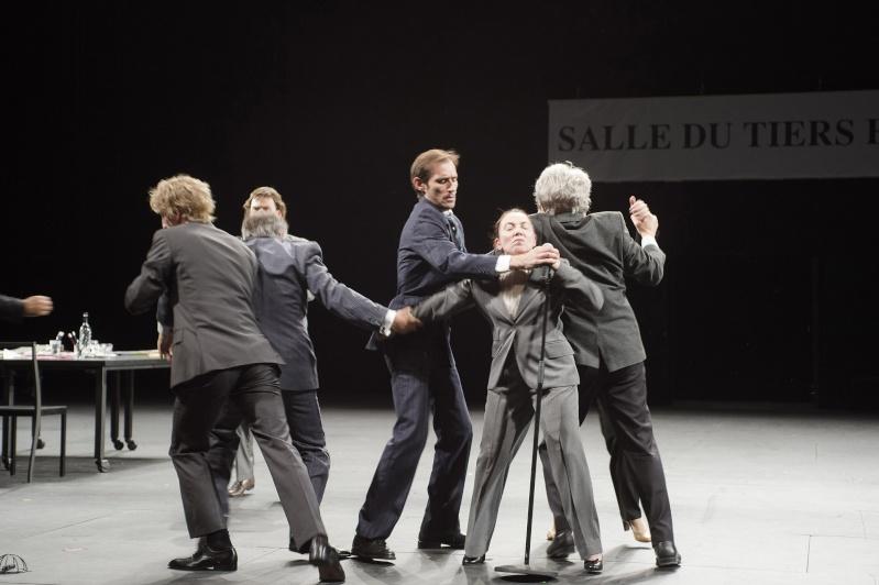 Ca ira (1) Fin de Louis : la grande Histoire de Joël Pommerat 08-27r10