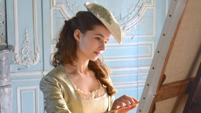 Le fabuleux destin d'Elisabeth Vigée Le Brun, peintre de Marie-Antoinette Zz12