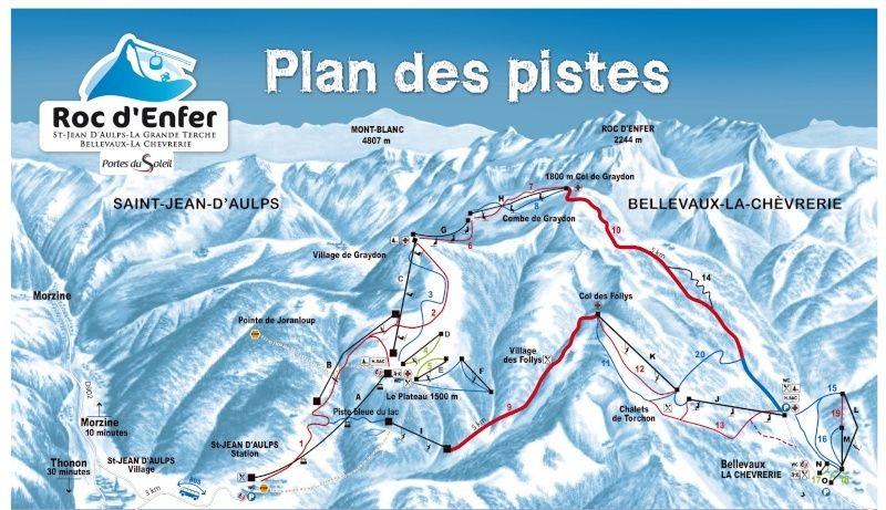 Construction télésiège fixe 4 places (TSF4) des Têtes Pds_2010
